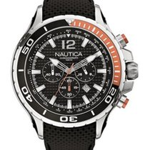 Nautica NST 02 48 mm A21017G 10 ATM Chronograph