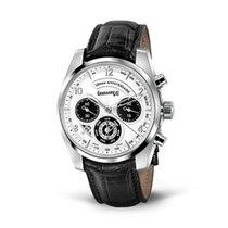 Eberhard & Co. Chronographe 120, bianco con contatori...