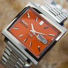 Seiko 5 Actus Mens Automatic Day Date Made In Japan Vintage...