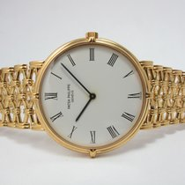 Patek Philippe Calatrava Yellow Gold thin dress watch 34mm...