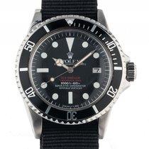 롤렉스 (Rolex) Sea-Dweller Double Red Mark IV Open 6 Stahl...