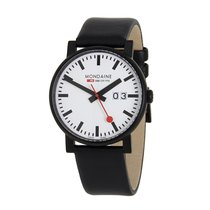 Mondaine Herrenuhr Evo Gents Big Size A627.30303.61SBB