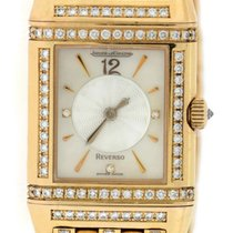 Jaeger-LeCoultre Reverso Duetto Diamond 18K Rose Gold
