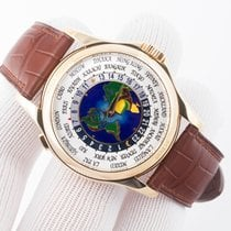Patek Philippe World Time Yellow Gold Automatic