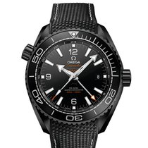 Omega PLANET OCEAN 600M CO-AXIAL MASTER CHRONOMETER GMT DEEP...