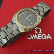 Omega SeamasterHerrenuhr Titan/Gold 18 Karat