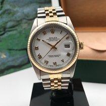 Rolex Datejust acciaio e oro 16013