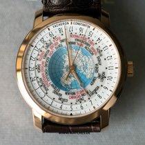 Vacheron Constantin Patrimony Traditionnelle World Time Pink...