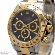 Rolex Daytona Ref-16523 Stainless Steel 18k Yellow Gold/Stainl...