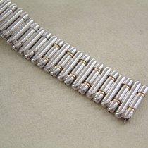 Breitling Stahl - Goldband Rouleauxband 15 mm für Callistino  ...