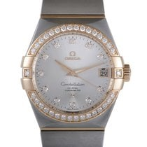 Omega Constellation Co-Axial 38mm Watch 123.25.38.21.52.001