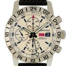 Chopard Mille Miglia GMT Stahl Kautschuk Automatik Chronograph...