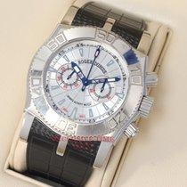 Roger Dubuis Easy Diver Chronograph, S/S White Gold, Limited...