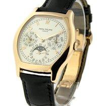 Patek Philippe 5040R Ref 5040 Perpetual Calendar in Rose Gold...