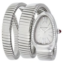 Bulgari Bvlgari Ladies SP35C6SDS.2T Serpenti Tubogas Watch