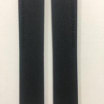 Mb&f Black Rubber Strap 22 x 20 mm