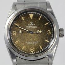 Rolex Explorer Ref. 6610 Tropical  / Underline / Silver...
