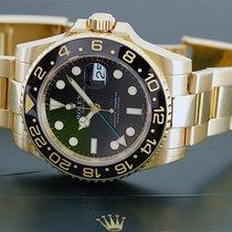 Ρολεξ (Rolex) GMT Master II 116718LN yellow gold