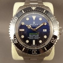 Rolex Deepsea Deep Blue James Cameron 116660 / 99,99% New