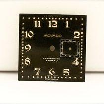 Movado Quadrante/Dial per Ermeto Anni '40