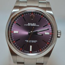 Rolex Oyster Perpetual (unpoliert) 2015   LC100