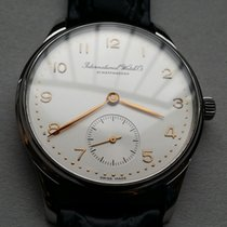 IWC Portuguese/Portugieser Aut. 35mm (full set - almost unworn)