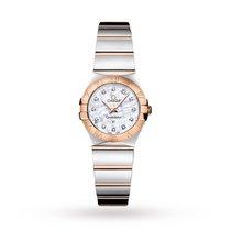 Omega Constellation Ladies Watch 123.20.24.60.55.003