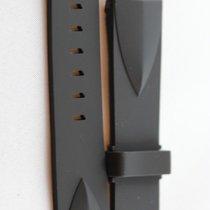 코룸 (Corum) Admirals Cup 44 Black Rubber Strap 22/20mm