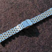 Breitling 16mm Perpetuel Sirius B62022 B62021 Steel Gold Np...