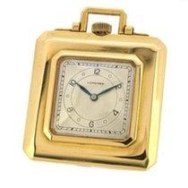 Longines 18K Gold Pocket Watch, Purse Shaped