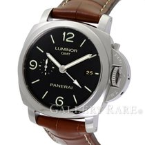 パネライ (Panerai) Luminor 1950 3 Days GMT Stainless Steel 44mm...