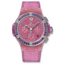 Hublot Big Bang Purple Linen 41 mm