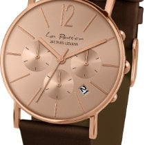Jacques Lemans La Passion LP-123D Damenarmbanduhr flach &...