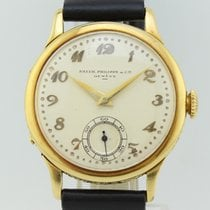 Collector Patek Philippe Vintage Calatrava Manual Winding 18K...