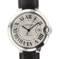 Cartier Ballon Bleu 42 mm Large Automatic on  Strap Automatic...
