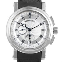 Certified Pre-Owned Breguet Automatic Mens Marine Chronograph...