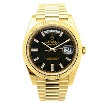 勞力士 (Rolex) Day-date 18 K Yellow Gold Gold Automatic 228238BK