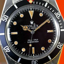 Rolex Submariner 5508 (1958) James Bond Sub, Red Triangle,...