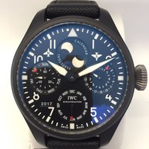 IWC Big Pilot Top Gun Calendario Perpetuo