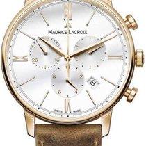 Maurice Lacroix Eliros Chronograph Herrenuhr EL1098-PVP01-113-1