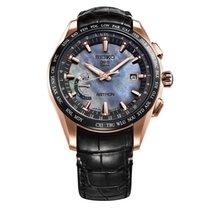 Seiko Astron Solar GPS Novak Djokovic LTD Titanium Men's...