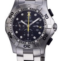 TAG Heuer Aquagraph Automatic Chronograph CN211A.BA0353