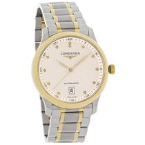 Longines Master Collection Mens Swiss Automatic Watch L2.628.5...