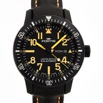 Fortis Cosmonauts B-42 42 Automatic Day Date L.E.