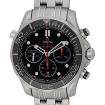 Omega Seamaster Diver 300 M Co-Axial Chronograph