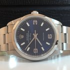 Rolex Air King 34mm Blue Dial Completissimo