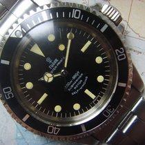 Tudor 1968 TUDOR ROLEX SUBMARINER 7016 LOLLYPOP EGG SHELL PATINA