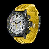 B.R.M Chronograph  V12 Yellow Custom Made
