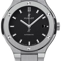Hublot Classic Fusion Automatic Titanium 38mm Mens Watch