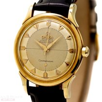 Omega Constellation Chronometre Automatic Man Size 18k Yellow...